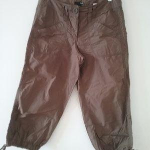 Women Capri Cargo Pants, H&M Pants